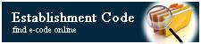 Establishment Code