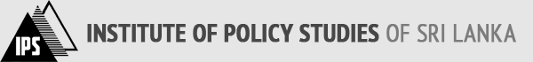 THE INSTITUTE OF POLICY STUDIES OF SRI LANKA