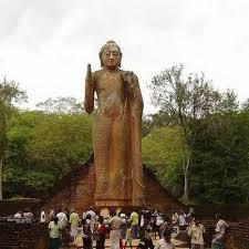 MALIGAWILA BUDDHA STATUE
