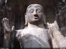 RAS VEHERA (SASSERUWA) BUDDHA STATUE