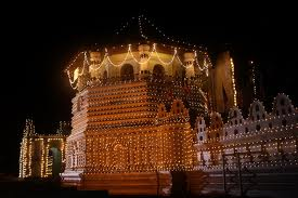 The Temple of the Sacred Tooth Relic