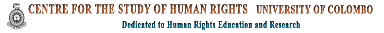 The Centre for the Study of Human Rights
