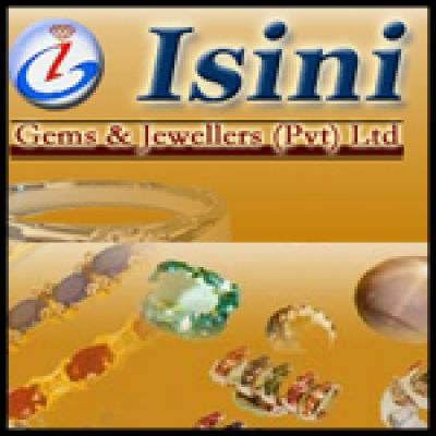 Isini Gems & Jewellery (Pvt) Ltd