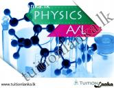 A/L Physics @ excellent Institute, Negombo