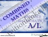 2015/2016 A/L Combined Maths @ Negombo