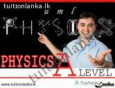 2015/2016 A/L Physics @ Negombo