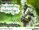 2015/2016 A/L Engineering Technology @ Mawanella