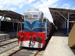 Railway Station - Ambewela
