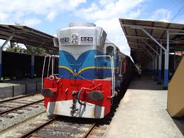 Railway Station - Ahungalle