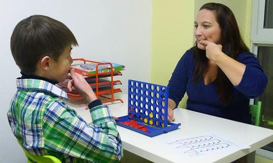 Speech And Language Therapist