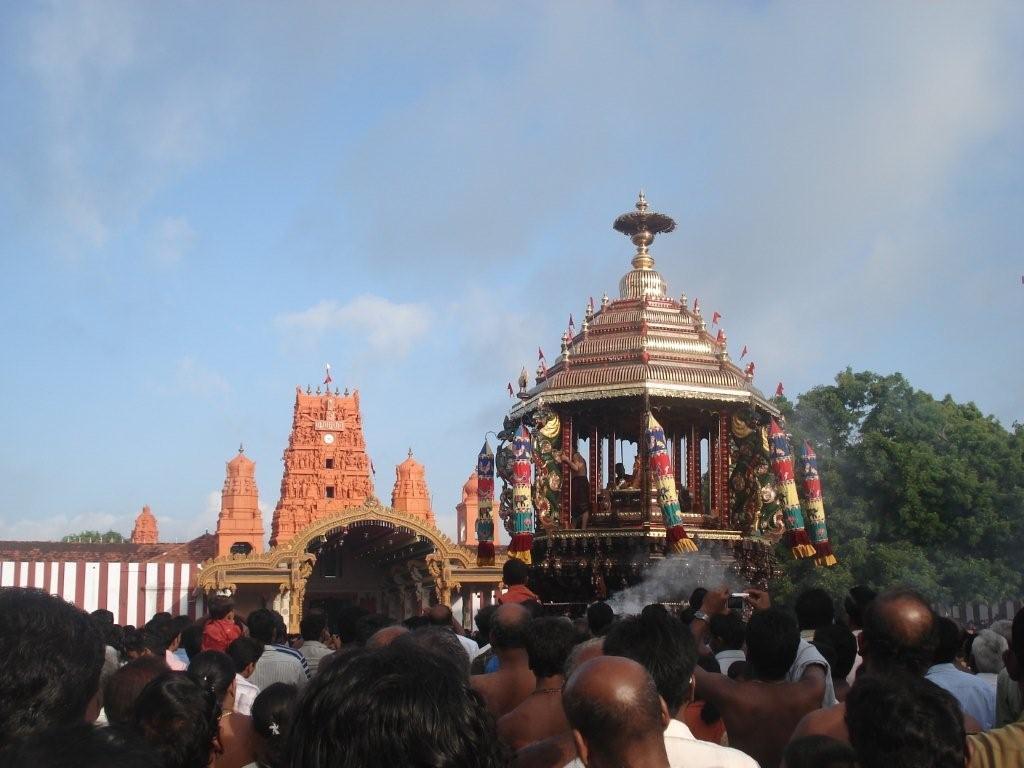 Nallur Festival in Jaffna