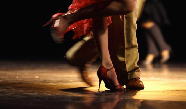 Dancing class @ Panadura