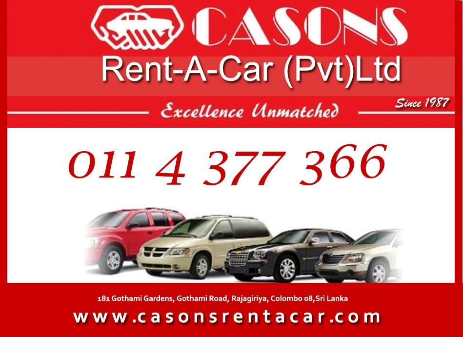 Casons Rent a Car