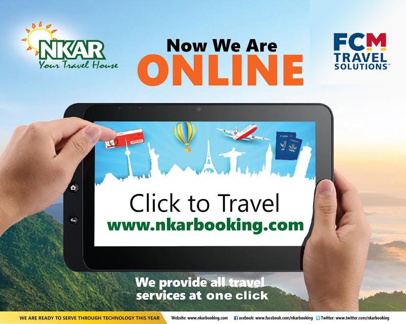 Nkar Booking