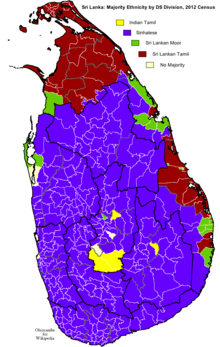 Demography of Sri Lanka