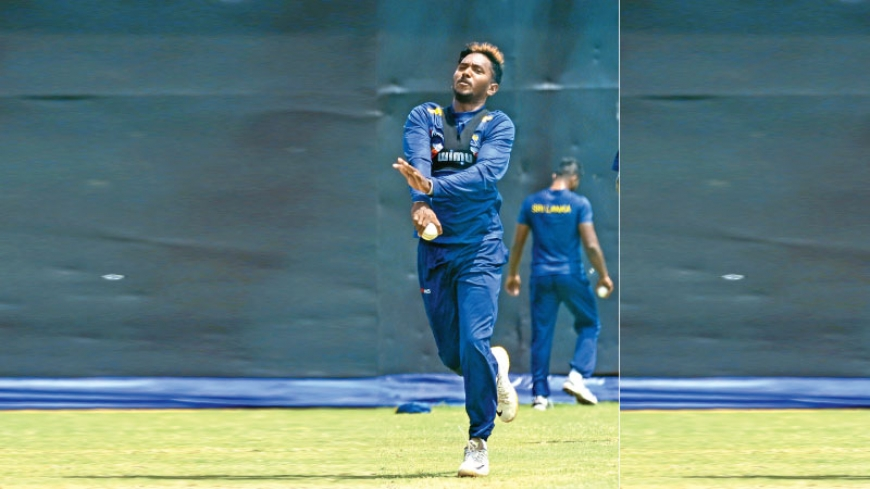Dananjaya holds the key for Sri Lanka