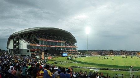 Sooriyawewa Cricket Stadium to be further developed by Indo-Lanka PPP