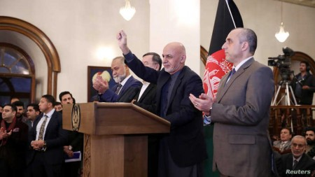Afghan Presidential Election Spurs 16,500 Complaints