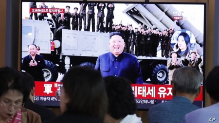 US, Japan Criticize 'Provocative' North Korea Missile Launch